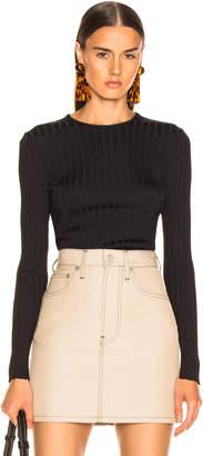 Equipment Saviny Sweater in Black Eclipse | FWRD