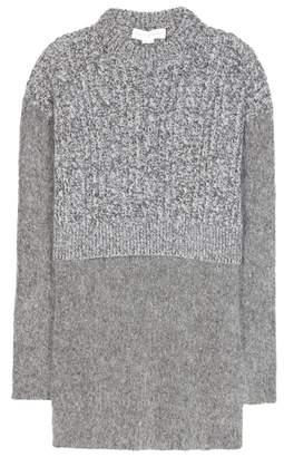 Stella McCartney Wool and mohair-blend sweater