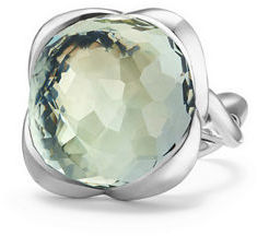 David Yurman Continuance Faceted 20mm Ring $1,250 thestylecure.com