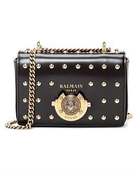 Balmain Baby Ring Box Bag With Studs