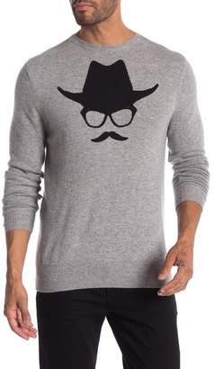 Daniel Won Solid Cashmere Pullover Sweater
