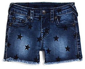 True Religion Kids Bobby Short