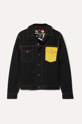 Rag & Bone + Disney Printed Denim Jacket