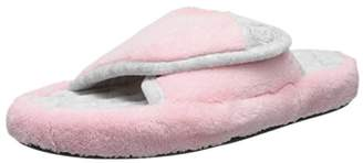 Isotoner Women's Microterry Spa Slide Slipper