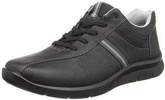 Hotter Men's Apollo Trainers, (Black 001), (42.5 EU)