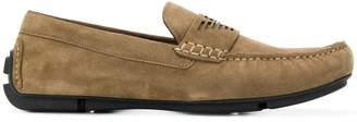 Emporio Armani driving shoes