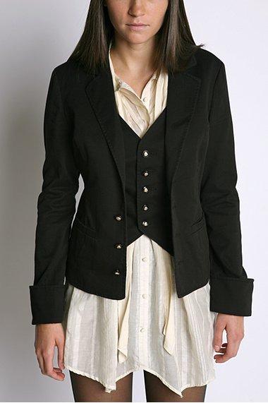 Rapscallion by Samantha Pleet Blazer with Vest