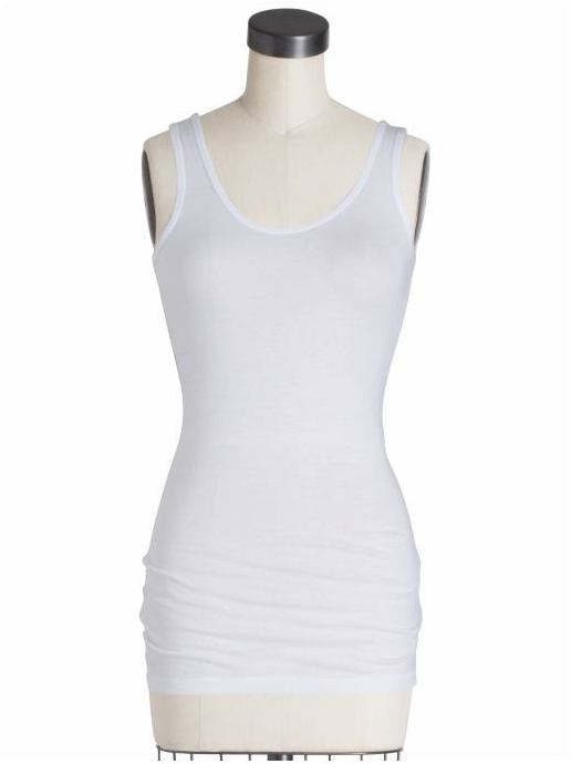 Bobi Lightweight Long Scoop Tank