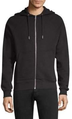John Elliott Raglan Zip-Front Jacket