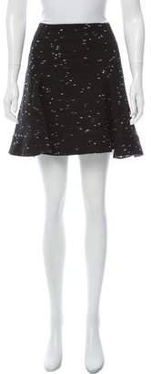 ICB Tweed Mini Skirt