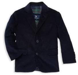 U.S. Polo Assn. Little Boy's & Boy's Corduroy Sportcoat