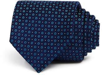 HUGO Circles Dot Neat Skinny Tie