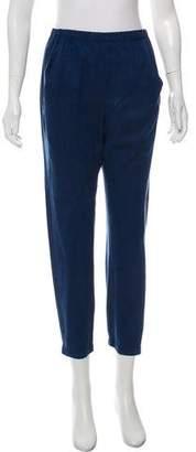 Zero Maria Cornejo High-Rise Skinny Pants