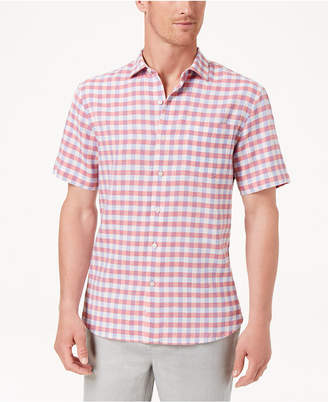 Tommy Bahama Men's Gingham Del Toro Shirt