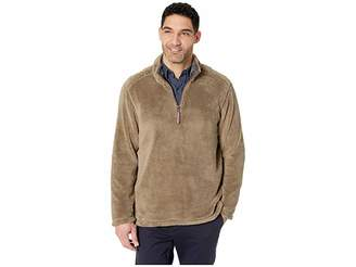 True Grit Pebble Pile 1/4 Zip Pullover