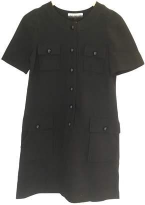 Jaeger Black Wool Dress for Women