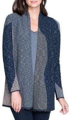 Nic+Zoe Long-Sleeve Cardigan
