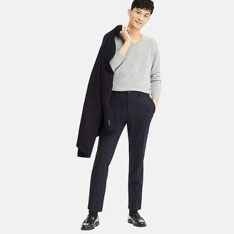 Uniqlo Men's Ezy Ankle-length Pants (windowpane)