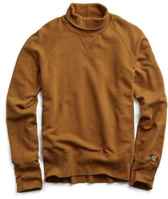 Todd Snyder + Champion Champion Turtleneck Sweatshirt in Chestnut