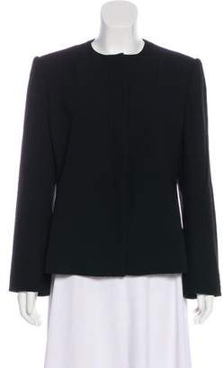 Armani Collezioni Lightweight Wool Jacket