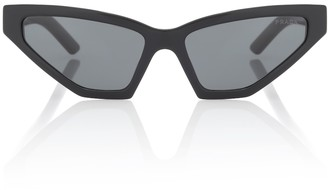 Prada Disguise cat-eye sunglasses