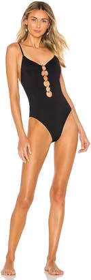 Seafolly Active Front Ring One Piece