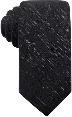 Ryan Seacrest Distinction Men's Shimmer Chiffon Solid Tie