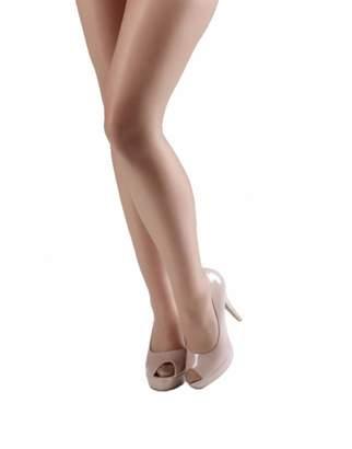 b3350ed9f6a Miss Naughty Sheer Gloss Crotchless Tights