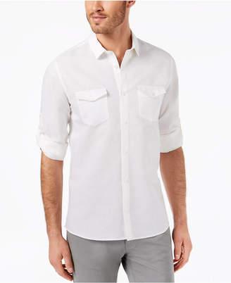 Calvin Klein Men's Utility Shirt