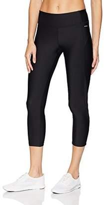 Jockey Women's Wide Waistband Fashion Capri Legging