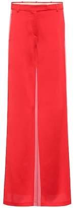 Valentino Satin trousers