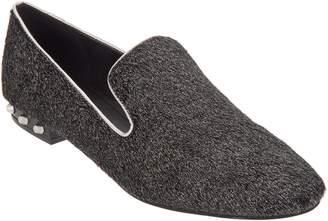 Marc Fisher Studded Slip-On Loafers - Abree 2