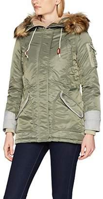 Schott NYC Women's JKTPEARL2W Jacket,(Size: M)