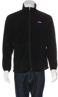 Patagonia Fleece Zip-Up Sweatshirt