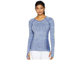 Eleven Paris by Venus Williams Seamless Absolute Long Sleeve Shirt