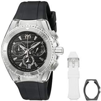 Technomarine 'Cruise Original' Swiss Quartz Stainless Steel Casual Watch (Model: TM-115051)