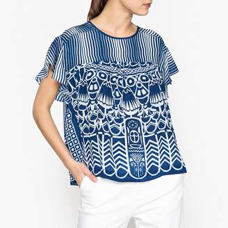 Stella Forest Printed Top