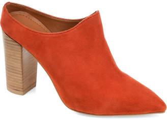 Journee Signature Women Genuine Suede Miller Booties Women Shoes