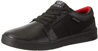 Supra Mens Trainers Black Size: 42