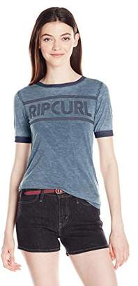 Rip Curl Junior's Original Surfer Ringer Tee