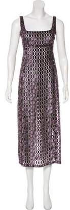 Prada Sleeveless Sheath Dress