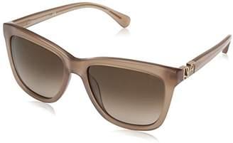 Diane von Furstenberg Women's DVF610S Ivy Square Sunglasses