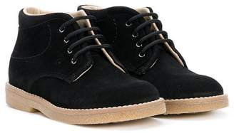 Gallucci Kids lace-up ankle boots