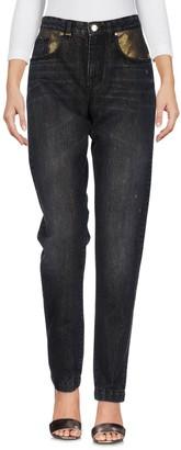 Versace Denim pants - Item 42632323LN