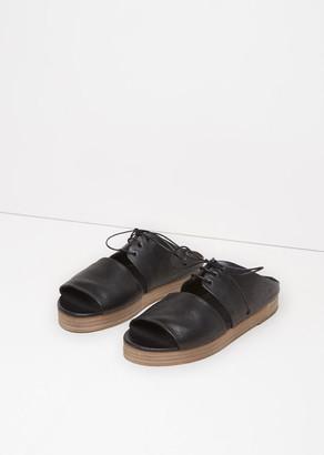 Marsèll Gradone Lace-Up Sandal $778 thestylecure.com