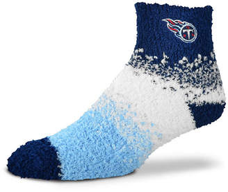 For Bare Feet Tennessee Titans Marquee Sleep Soft Socks