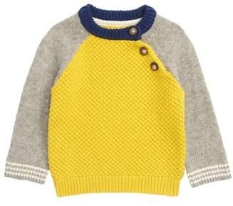 Boden Mini Hotchpotch Knit Sweater