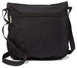 Le Sport Sac Rebecca Large Top Zip Crossbody Bag