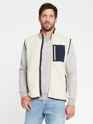 Old Navy Bonded Performance Fleece Vest for Men