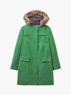 White Stuff Wharfe Parka Coat